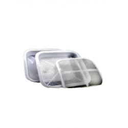 صفاية عسل بلاستيك دبل